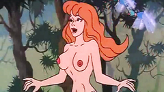 Daphne from scooby doo naked XXX