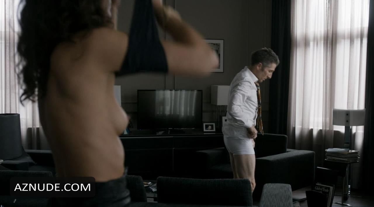 Michelle forbes topless