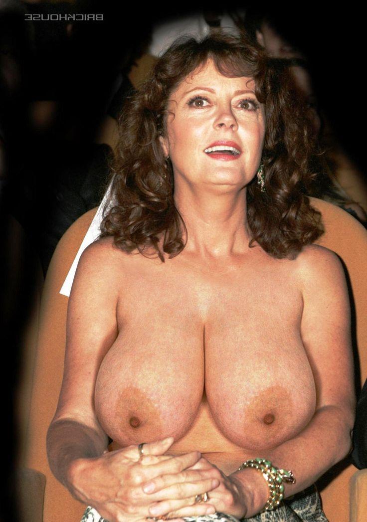Susan sarandon big boobs nude