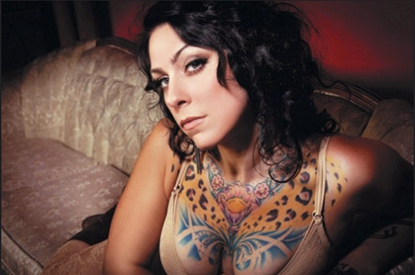 Danielle colby in the nude