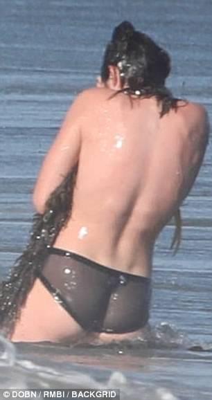 Christina wren nude