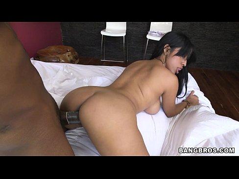 Big big booty latina