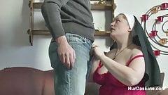 Nun porn suck and fuck