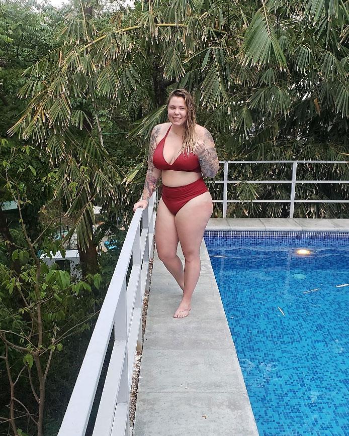 Hot moms at the pool