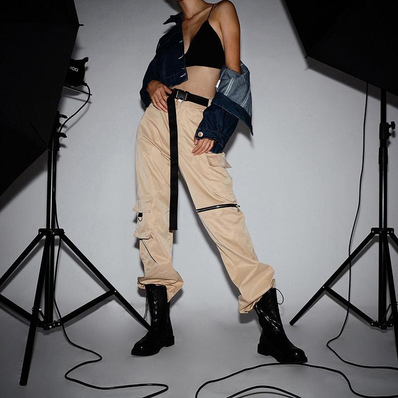 Sexy styles with khaki pants
