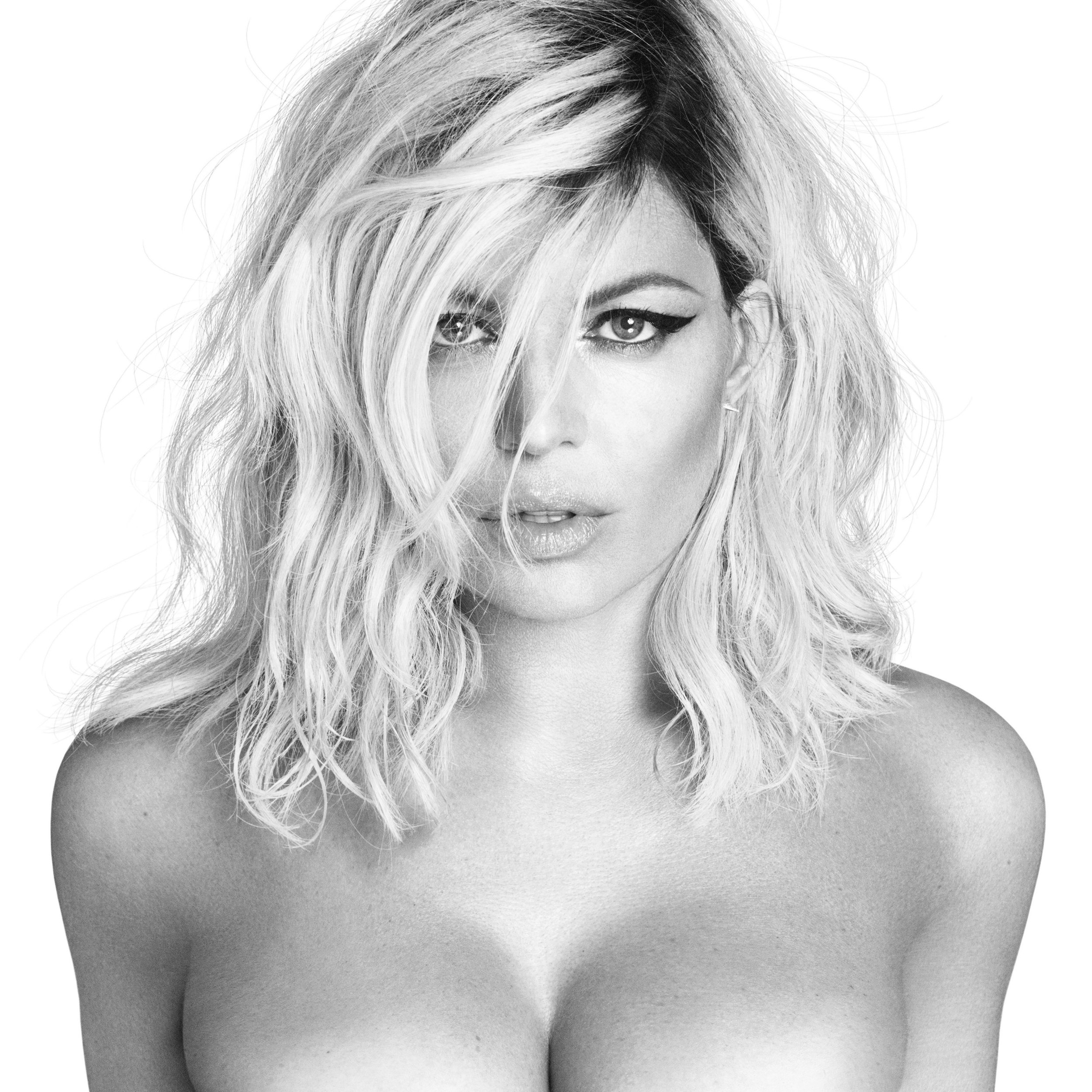 Has fergie ever posed nude