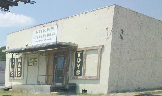 Foxes cinema columbus ga