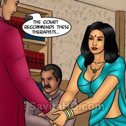 Savita bhabhi episode the divorce settlement
