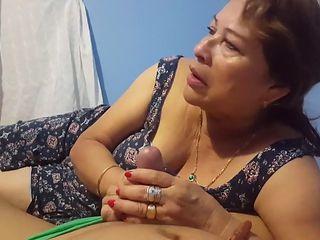 Spanish anal homemade porn