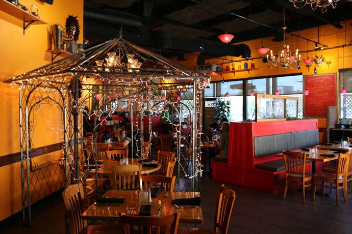 Minx gentlemens bar & restaurant