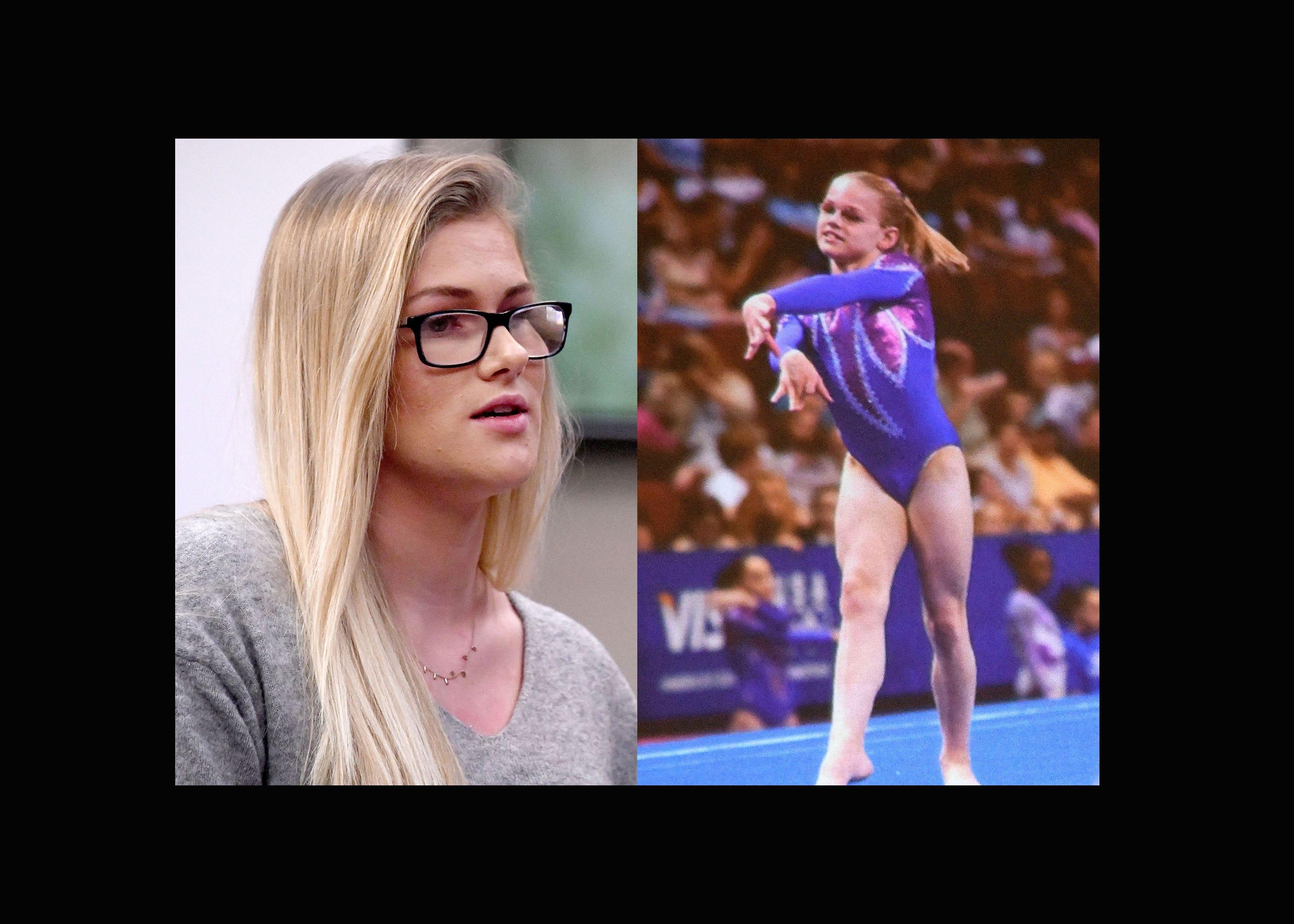 Gymnast big tits natalie morales pussy