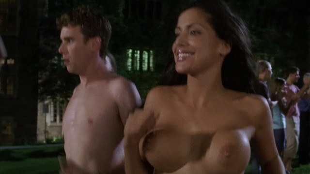 American pie the naked mile nudity