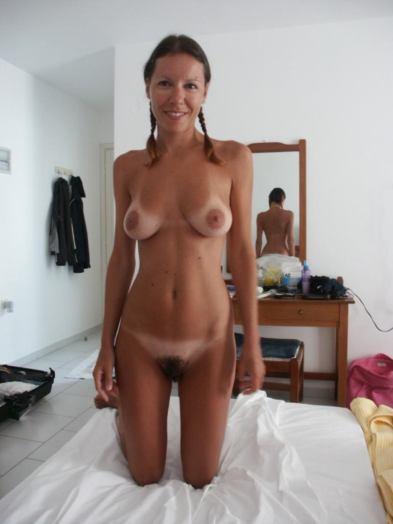 Nudist hairy milf amateure