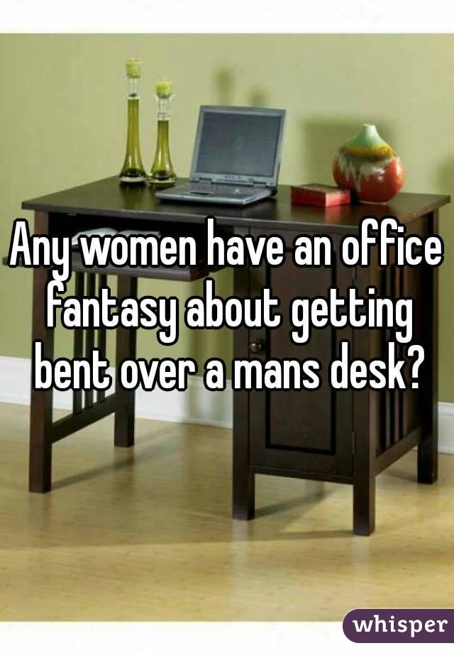 Women getting bent over