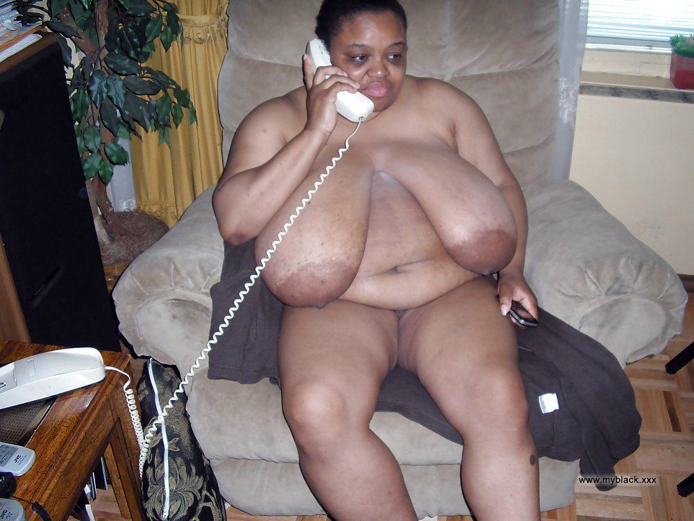 Pictures of fat black naked women