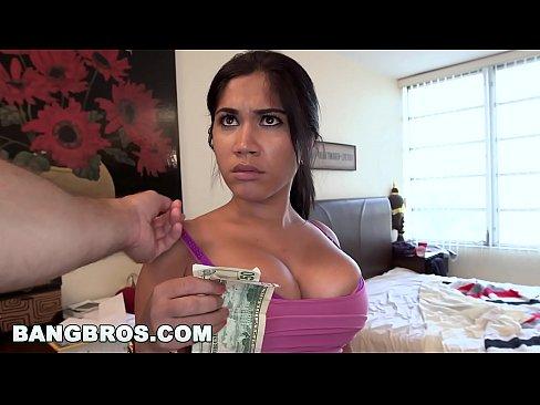 Latina porn with admirable cuban maid