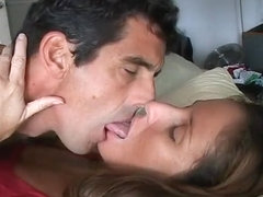 Wild hardcore interracial lesbians kissing