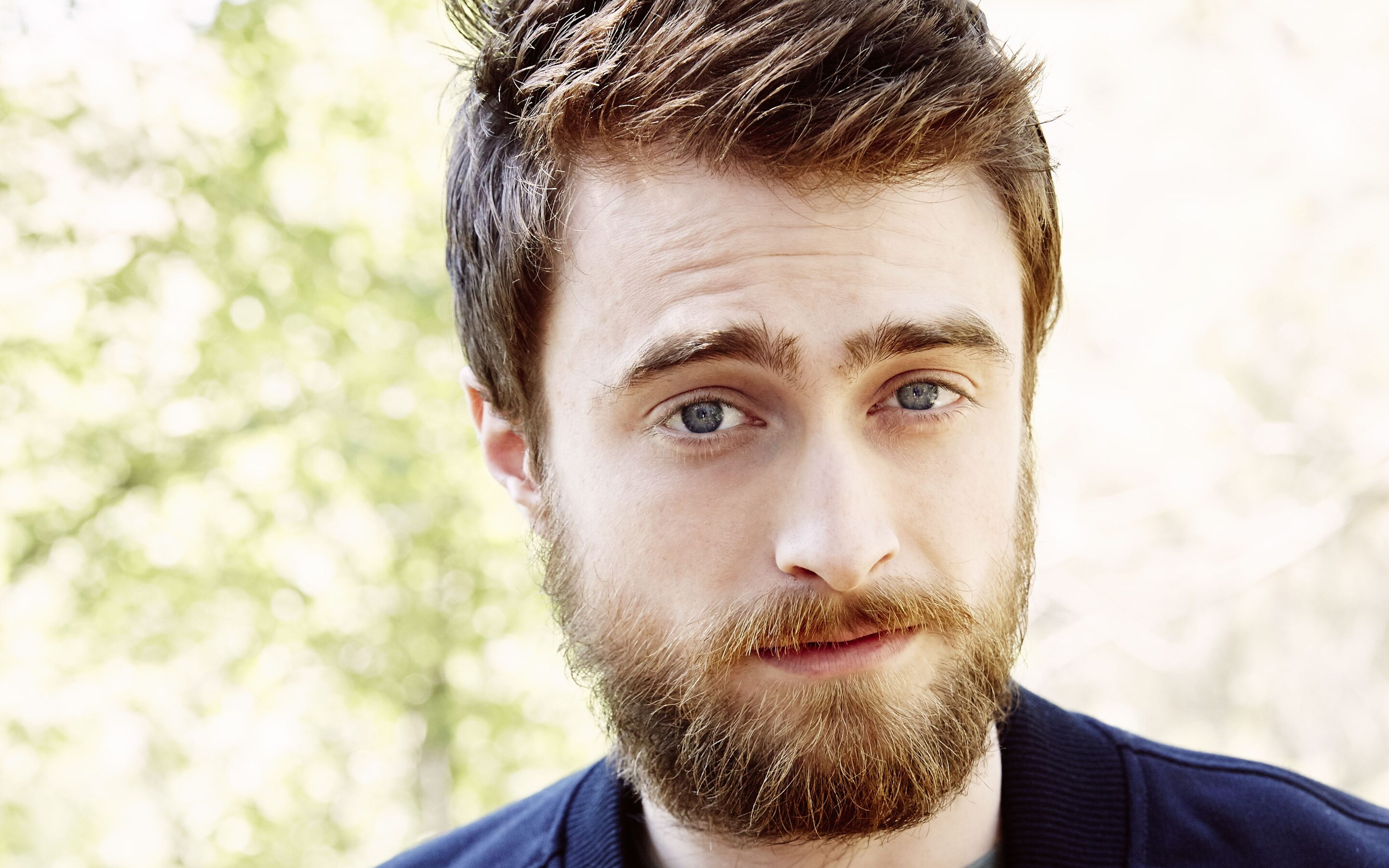 Almost nude pics of daniel radcliffe