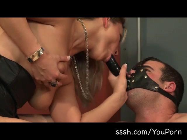 Girls helping guys cum