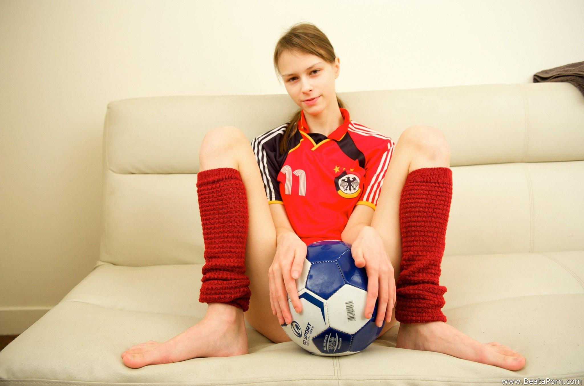 Showing porn images for soccer uniform porn