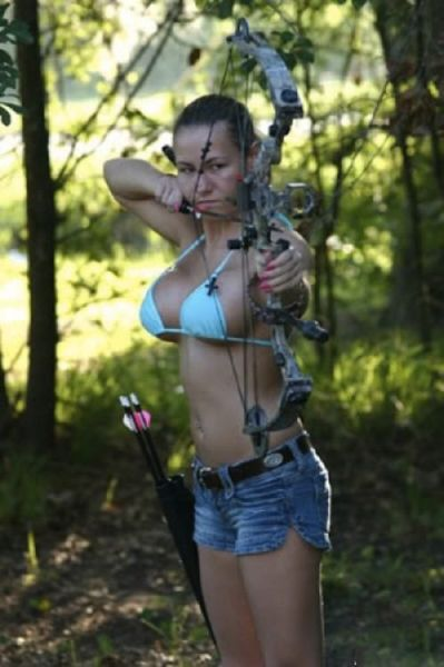 Free archery porn pics and archery pictures