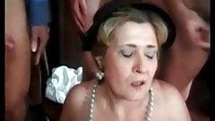 Granny private party milf orgy mature group pornstars