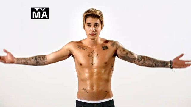 Justin bieber is a pussy