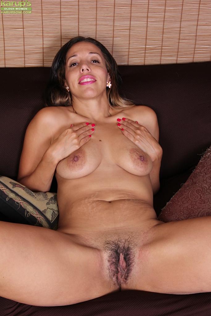 Mature naked latin women