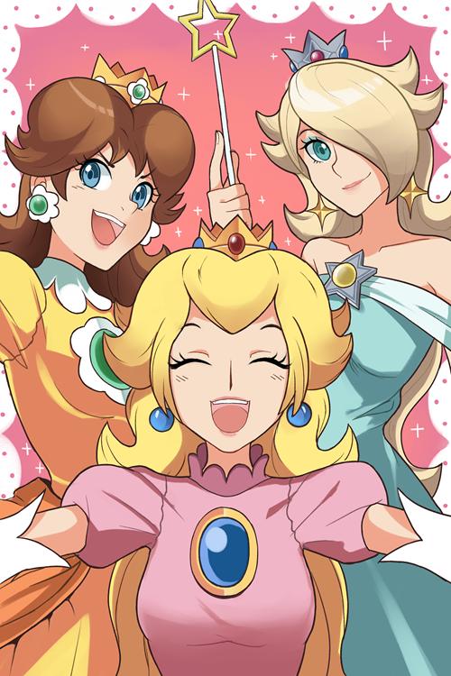 Princess peach album princess peach album video