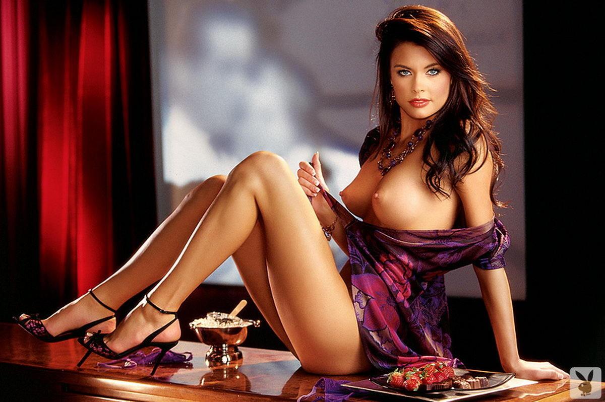 Sandra nillson nude