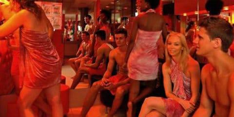 Sauna videos video tube party
