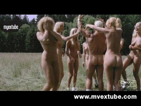 Sweden naked tribal girls video