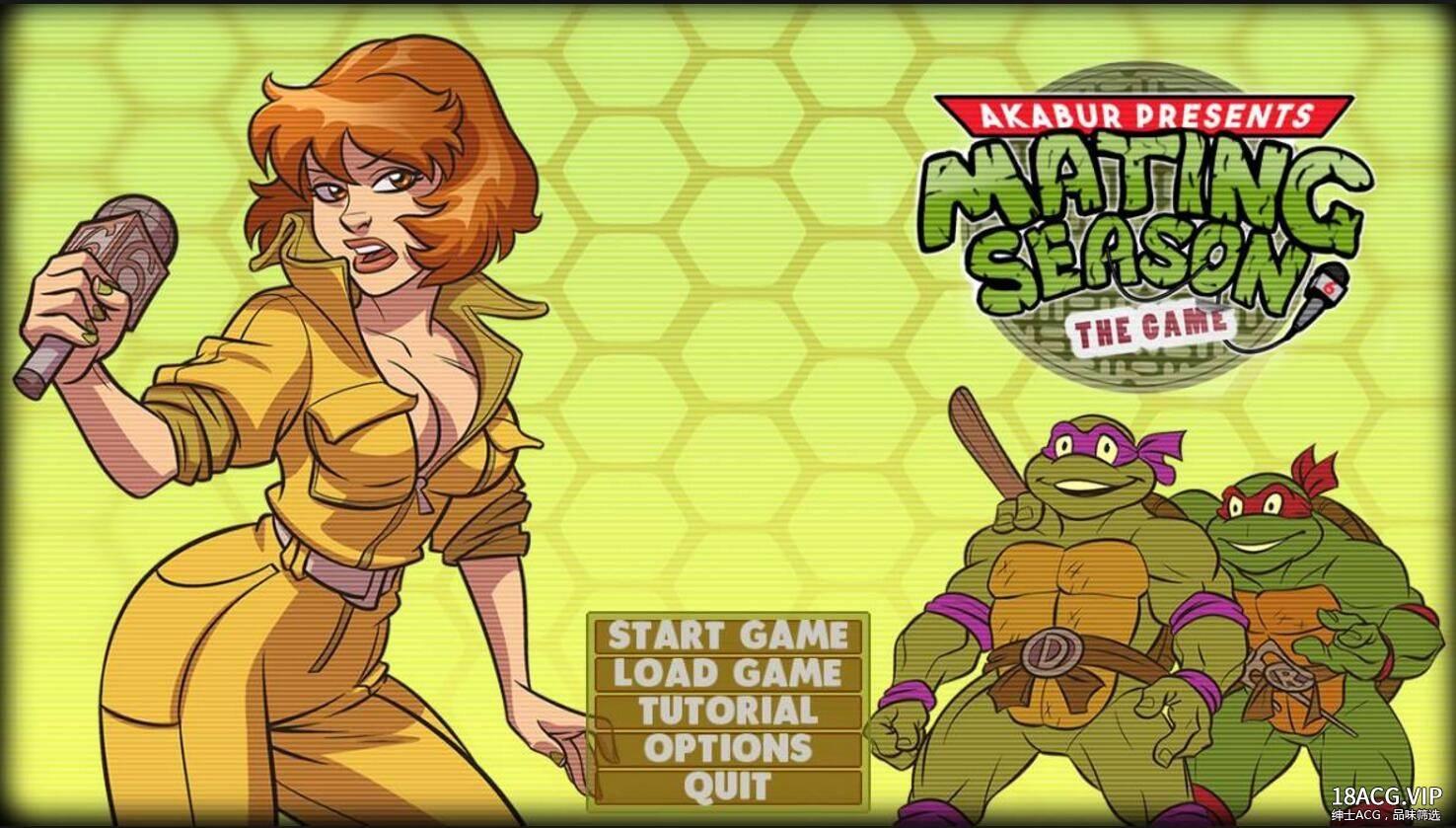 Teenage mutant ninja turtles mating season porn comics