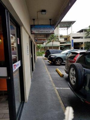 Thai issan massage king street
