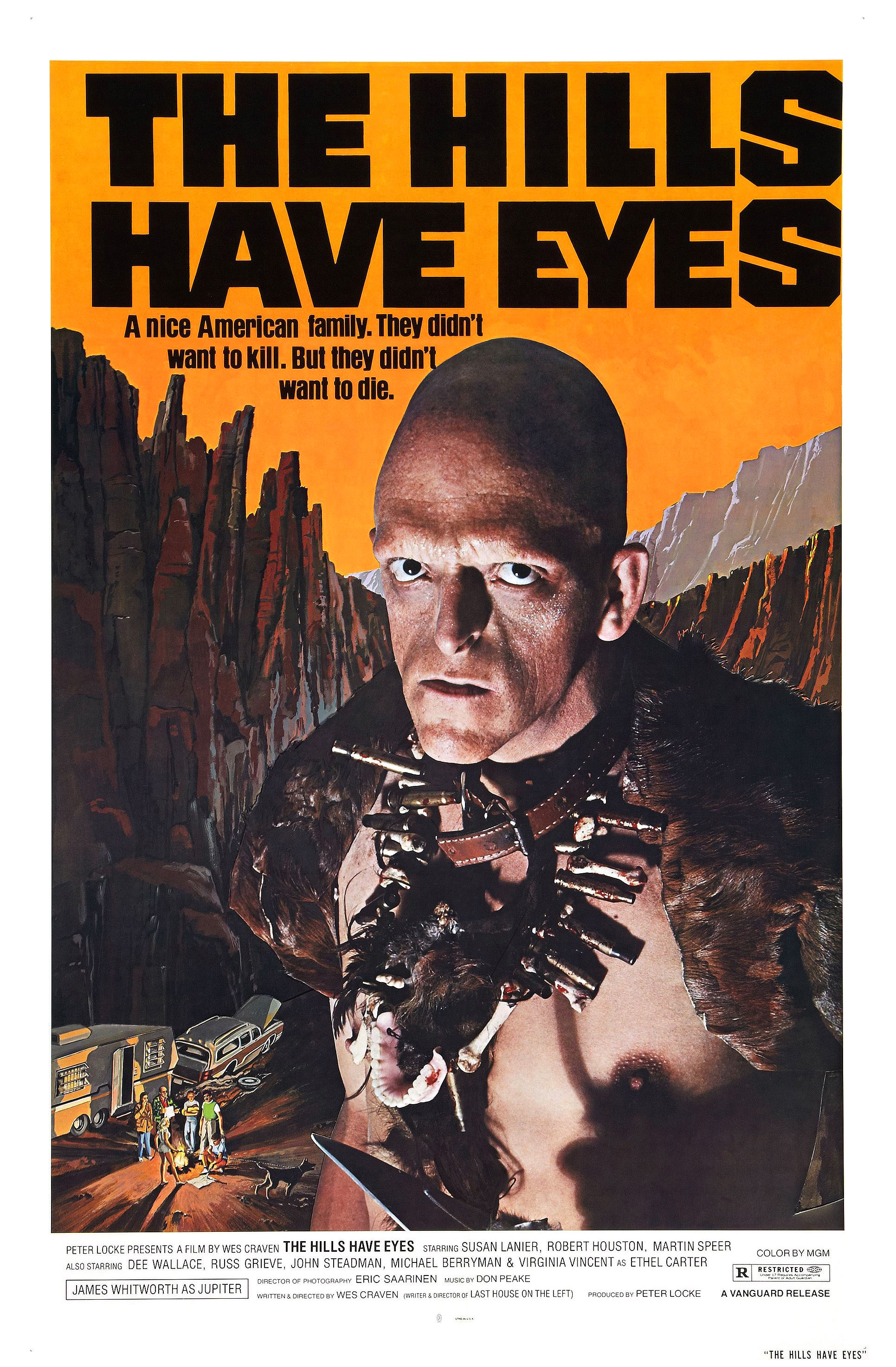 The hills have eyes full movie