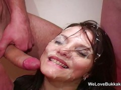 Another round of fucking this bulgarian mature juicy pussy XXX